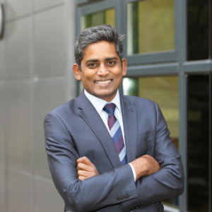 Mr Rajiv Pillai a urologist in East Anglia