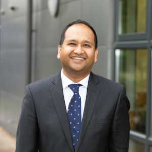 Mr Sam Datta a urologist in East Anglia
