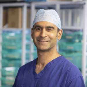 Mr Zafar Maan a urologist in East Anglia